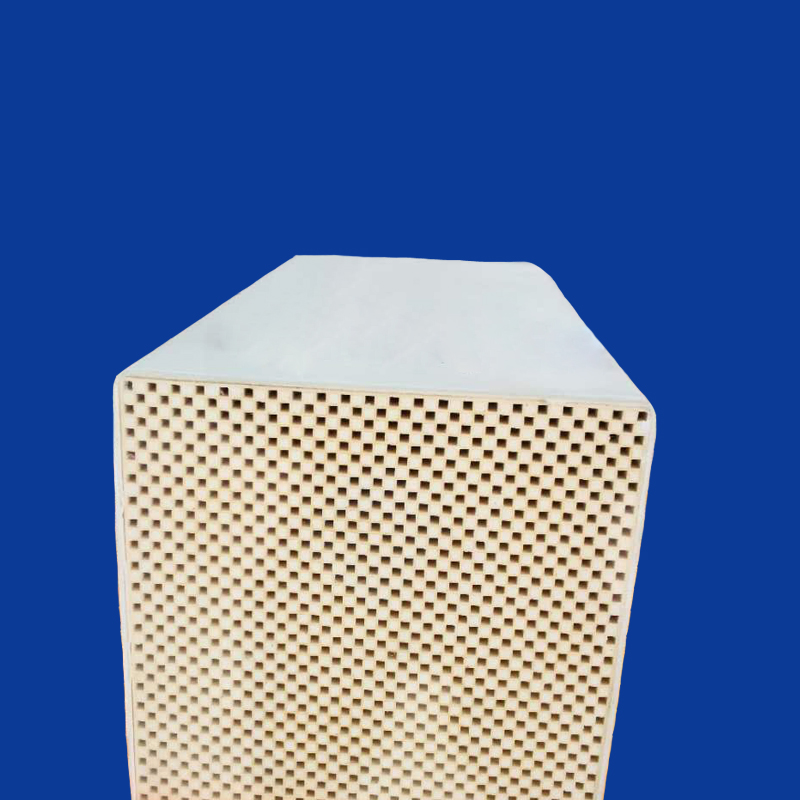 Honeycomb Blocks for High Temperature Flue Gas Dedusting