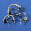 Metal Saddle Ring ( SS304, SS304L, SS316, SS316L, SS410, Carbon Steel, Aluminum, Bronze, etc. )