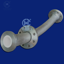 Ceramic Lined Pipe Mainly For Lithium Battery Industry